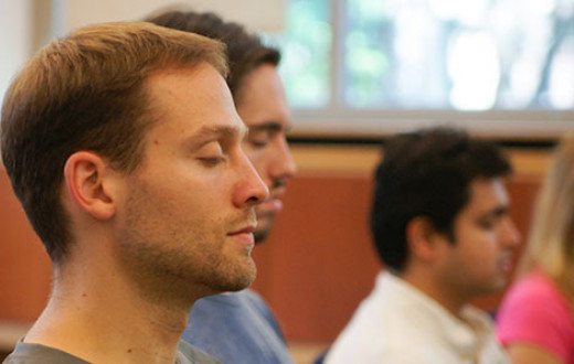 Aura : Guided Meditation   The Art of Living India